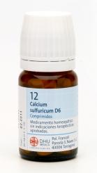sal de schussler 12 calcium sulfuricum dhu