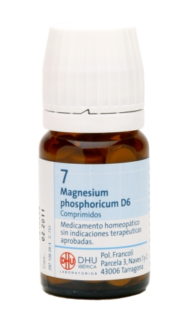 sal de schussler 7 magnesium phosphoricum d6 dhu