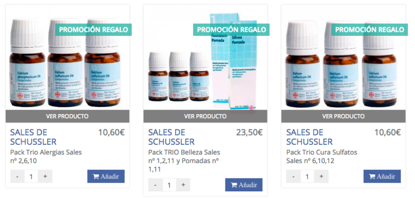 General sales de schussler